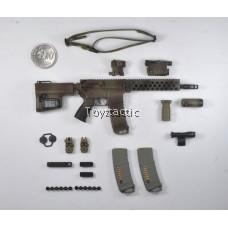 DAMTOYS 78042 - FBI HRT Agent Hostage Rescue Team - M4 Carbine set