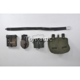 Alert Line AL100016A - WW11 German SS MG42 Gunner - Belt Load Kit