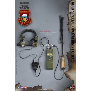 "Soldier Story SS107 - 1/6 Iraq Special Operations Forces ""ISOF"" - SAW GUNNER"