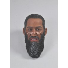 Blackhole BHT002 1/6 Bad Guy Series Terrorist - Headsculpt