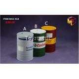 MCCTOYS MCC-010 - 1/6 Metal Oil Drums