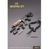 Mini Time Weapon set HK416-A