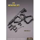 Mini Time Weapon set HK416-D
