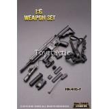 Mini Time Weapon set HK416-F