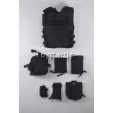 Soldier Story SS101 - NYPD ESU K-9 Division - NYPD Issue Armor with Pouches