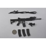 Soldier Story SS101 - NYPD ESU K-9 Division - AR-15 Assault Rifle Set