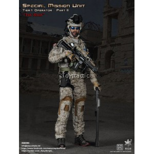 Easy & Simple 26009S - Special Mission Unit Tier 1 Operator Part III 'The Raid' (Exclusive Version)