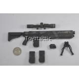 Green Wolf Gear - Hanroku Trooper Salt Black Edition (Regular) - DAK K7 Rifle