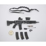 FeelToys FT-007 1/6 Battle Girl 1.0 - MR556 Rifle Set