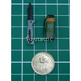 E&S 26007 'Bragg' - CQC-12 Pocket Knife with Mk13 grenade