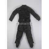 DAMTOYS 78052 - Chinese People's Armed Police Force Snow Leopard Commando Unit - Chinese Police Force Combat Shirt & Pants