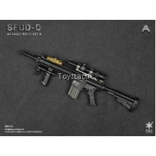 Easy & Simple 06011 SFOD-D Assault Rifle Set - Type A