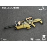 General's Armoury GA0003A SCAR Assault Rifle - Type A