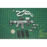 Mini Times Toys - M011 - US Navy SEAL Winter Combat Training - HK416D Rifle Set