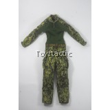 DAMTOYS 78051 - Naval Mountain Warfare Special Forces - AOR2 Field Combat Shirt & Pants