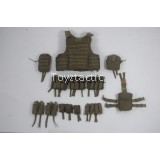 Soldier Story SS105 - Iraq Special Operations Forces 'ISOF' - BAE System RBAV Armor Vest with Pouches