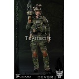 Flagset 73020 - 1/6 DEVGRU US Seal Team 6 Jungle Dagger