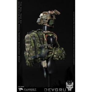 Flagset 73020 - 1/6 DEVGRU US Seal Team 6 Jungle Dagger