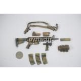 MINT IN BOX M4 Black Carbine Rifle Set B