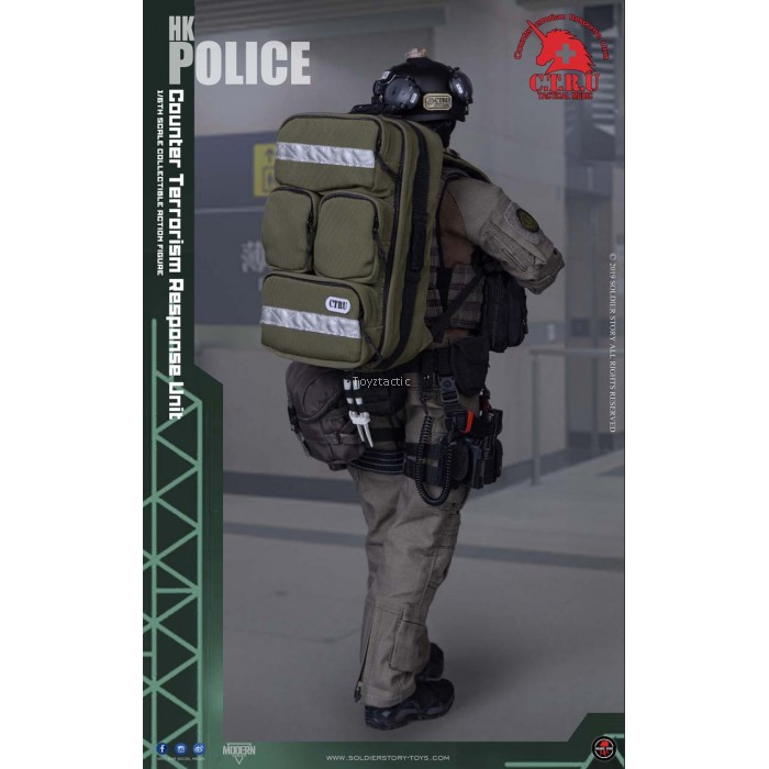 CTRU Tactical Medic Soldier Figure Toys Gift Soldier Story 1//6 SS116 HK POLICE