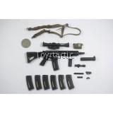 MMS9003 Navy SEAL Underway Boarding Unit - HK416 Enhanced Carbine Rifle Set