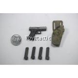 Easy & Simple 26020R Tier 1 SMU Part V CAG Assault Team Breacher - G19 Pistol with 6354 Holster