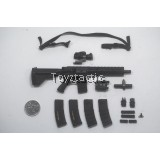 "Easy & Simple 26028 - LAPD Special Weapon and Tactical S.W.A.T - HK416 10"" Inch Barrel Rifle Set"