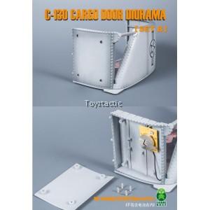 Figurebase Trickyman C-130 Cargo Door Diorama Set B