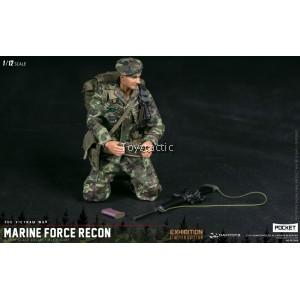 DAMTOYS PES009 1/12 Pocket Elite Series - Marine Force Recon in Vietnam