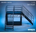 TWTOYS TW1904-A 1/12 All metal stairs scene