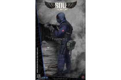 Soldier Story SSM002 1/12 HK SDU Assault Team