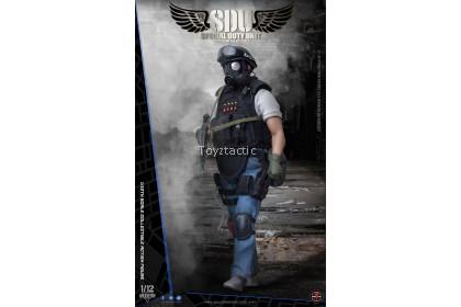 Soldier Story SSM003 1/12 HK SDU Canine Handler