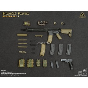 Easy & Simple 06018 - PMC Weapon Set A - Chapman
