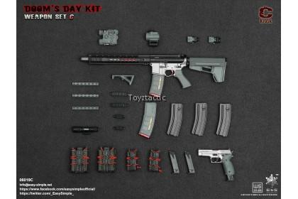 Easy & Simple 06019 - Doom's Day Kit C - Krusk