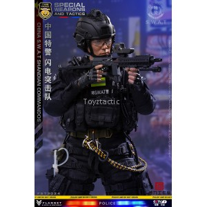 Flagset FS-73024 1/6 scale China S.W.A.T Shandian Commandos