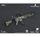 General's Armoury GA0004 1/6 LVOA Rifle - Foliage Green