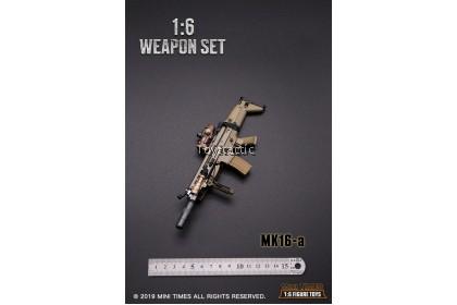 Mini Times Toys 1/6 scale MK16A Rifle Set