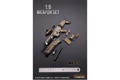 Mini Times Toys 1/6 scale MK16B Rifle Set