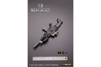 Mini Times Toys 1/6 scale MK16C Rifle Set
