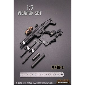 Mini Times Toys 1/6 scale MK16C Rifle Set