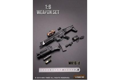 Mini Times Toys 1/6 scale MK16D Rifle Set