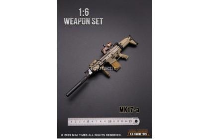 Mini Times Toys 1/6 scale MK17A Rifle Set