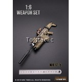 Mini Times Toys 1/6 scale MK17B Rifle Set