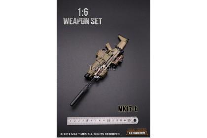 Mini Times Toys 1/6 scale MK17B Rifle Set