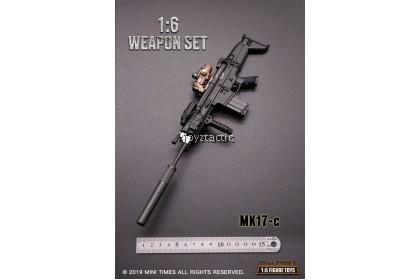 Mini Times Toys 1/6 scale MK17C Rifle Set
