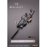 Mini Times Toys 1/6 scale MK17D Rifle Set