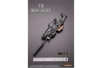 Mini Times Toys 1/6 scale MK17D Rifle Set