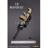 Mini Times Toys 1/6 scale MK17E Rifle Set