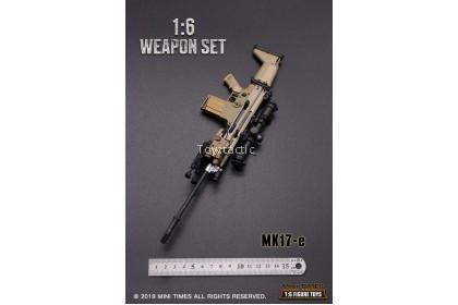 Mini Times Toys 1/6 scale MK17E Rifle Set