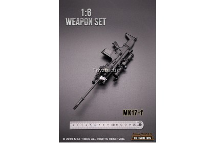 Mini Times Toys 1/6 scale MK17F Rifle Set